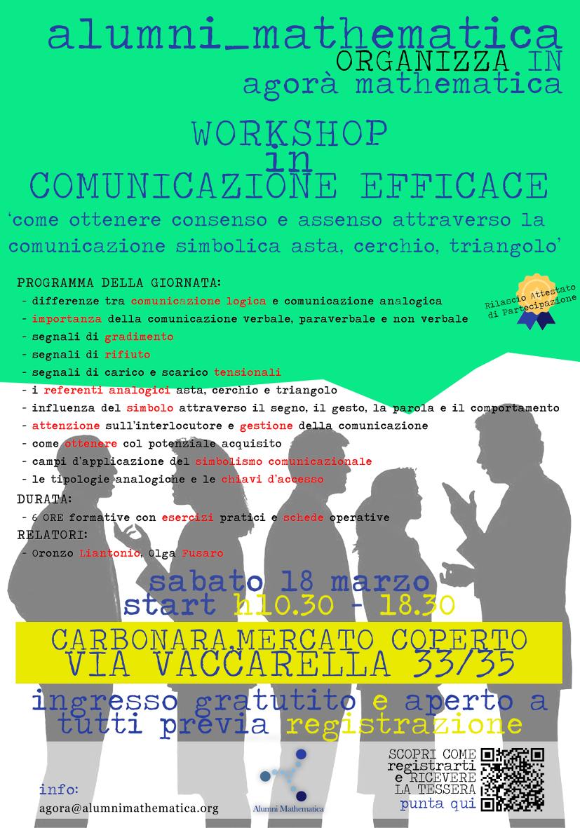 Descrizione sul Workshop di Comunicazione Efficace